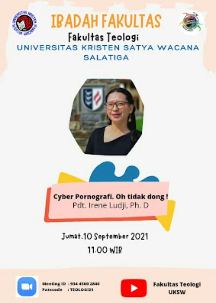 Ibadah Fakultas Teologi - 10 September 2021